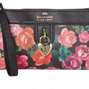 NWT Juicy Couture Charm School Wristlet